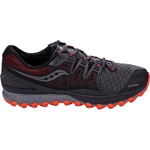 saucony Xodus Iso 2 GTX - Chaussures running Homme - gris sur campz.fr ! Centre De Liquidation Vo5jJu